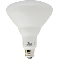 1100 Lumens - 3000 Kelvin Halogen White - LED BR40 - 15 Watt - 85W Equal - Dimmable - 120V - Euri Lighting EB40-2000E