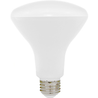 800 Lumens - 3000 Kelvin Halogen White - LED BR30 - 11 Watt - 65W Equal - Dimmable - 120V