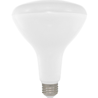 1000 Lumens - 3000 Kelvin Halogen White - LED BR40 - 13 Watt - 75W Equal - Dimmable - 120V - Euri Lighting EB40-4000cec