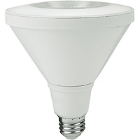850 Lumens - 3000 Kelvin - LED - PAR38 - 12 Watt - 90W Equal - 35 Deg. Flood - CRI 80