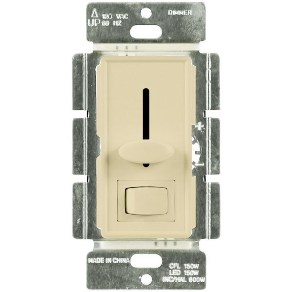 LED/ CFL Dimmer - 3-Way/ Single Pole Image