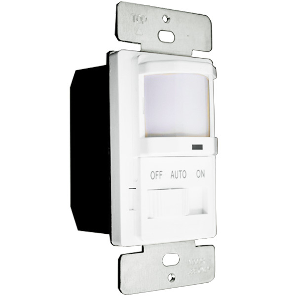 White - Passive Infrared (PIR) Occupancy Sensor Image