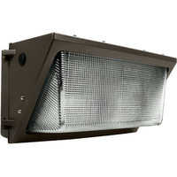 90 Watt - LED - Wall Pack - 400W Metal Halide Equal - 7290 Lumens - 5000 Kelvin