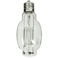 175 Watt - BT28 - Metal Halide - Protected Arc Tube - 4000 Kelvin - ANSI M57/O - Mogul Base (EX39) - Base Up Burn - MP175BUONLY - SYLVANIA 64773