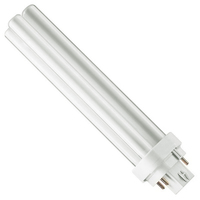 Philips 220483 - PL-C 26W/841/XEW/4P/ALTO 21W - 21 Watt - 4 Pin G24q-3 Base - 4100K - CFL