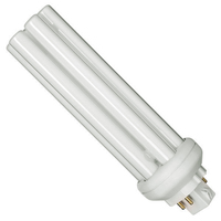 PL-C 18W/841/XEW/4P/ALTO 14W - 4 Pin G24q-2 Base - 4100 Kelvin - 14 Watt - CFL - Philips 220418