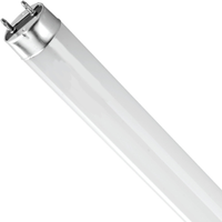 4 ft. T8 LED Tube - 1800 Lumens - 13 Watt - 3500 Kelvin - Works with Electronic Ballasts -  No Rewiring -  Plug and Play - 120-277V - LifeBulb LBT8F1935C