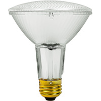 60 Watt - PAR30LN - 75 Watt Equivalent - Wide Flood - Halogen - 1,500 Life Hours - 1070 Lumens - 120 Volt