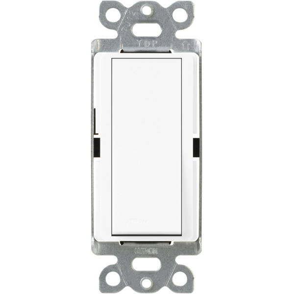 White - 15 Amp Max - Decorator Switch Image