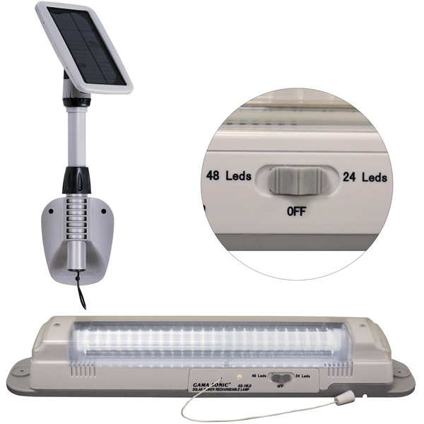 Solar LED Shed Light