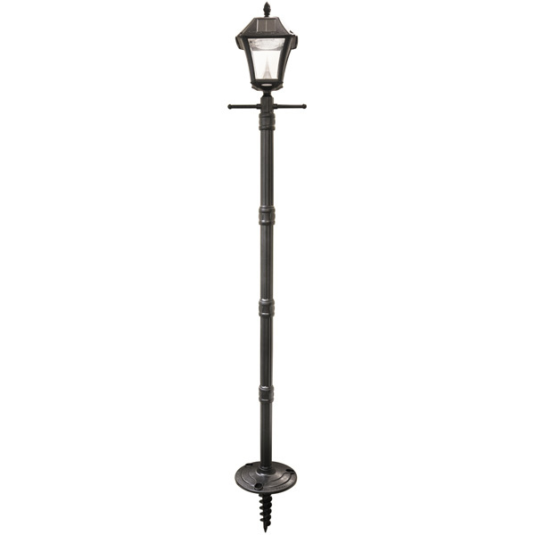 Solar Baytown II Lamp Post EZ Anchor Base Image