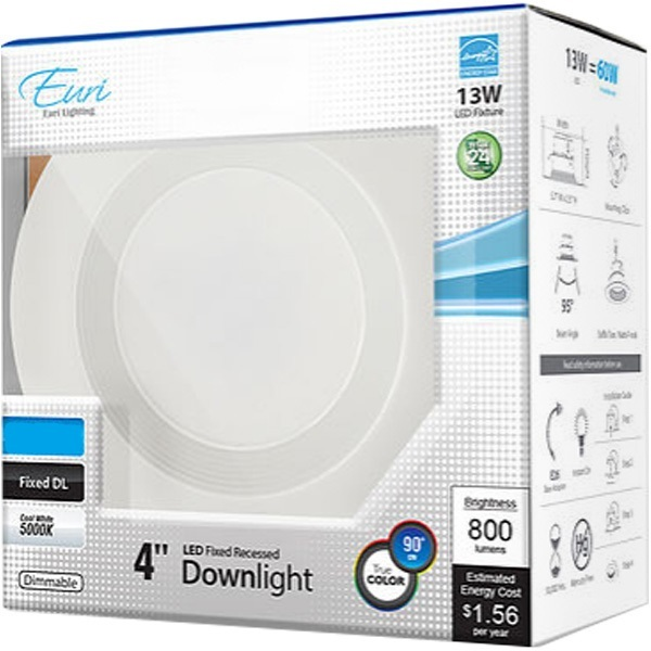 4 in. Retrofit LED Downlight - 13W - 90 CRI Image