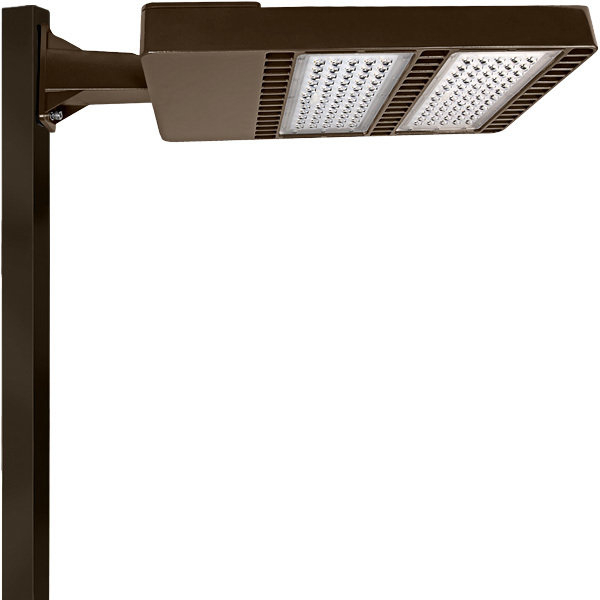 LED - Parking and Flood Fixture - 200 Watt - Replaces 400 Watt HID Image