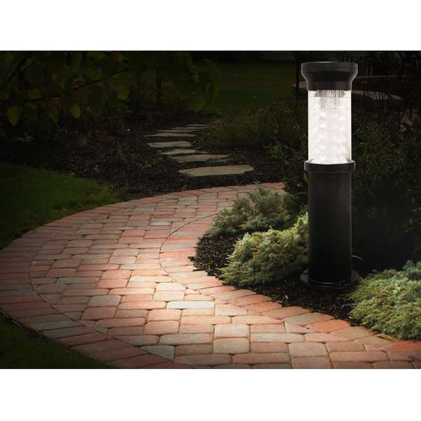 Bollard Solar LED Lights  - 6000 Kelvin  Image