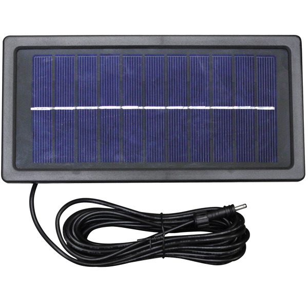 Solar LED Security Light with Motion Sensor Image