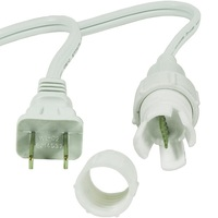 5/8 in. - Rope Light Power Cord and Connector - Length 6 ft. - 5 Wire - FlexTec MCI/MC2