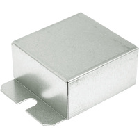 Top Mount Wire Cover for LED Drivers - Use with SL Series - 2.5L x 1.18W x 1.15H - Iota TMK-ISL