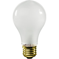 75 Watt - A19 - Rough Service - Frosted - 5000 Life Hours - 580 Lumens - 130 Volt