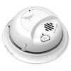 Smoke Detector, Dual Ionization Sensor, 120V Wire-in with Battery Backup, BRK 9120B-12PK