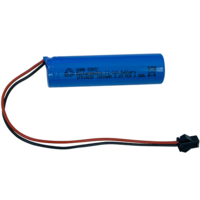 3.2 Volt - Replacement Li-Ion Battery Pack For Gama Sonic Solar Lamps