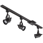 Lithonia LTKSPLTMR16GU10LED27KORBM4 - Spotlight Track Light Kit Image