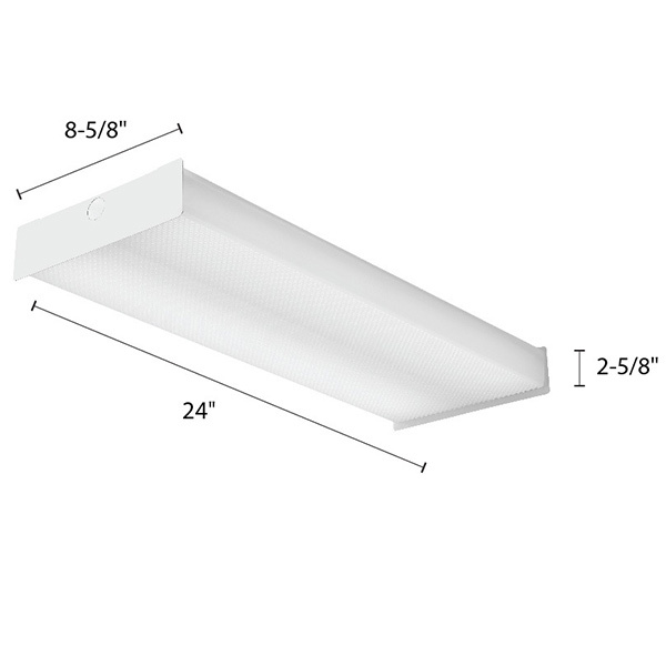 Lithonia SBL2LP840 - LED Wraparound Image