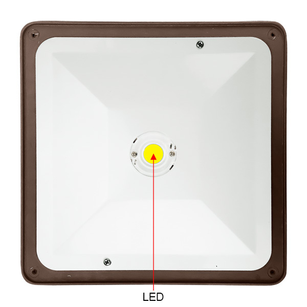 LED - Canopy Light - 70 Watt - 175 Watt MH Equal Image