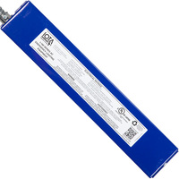 Iota I-160 - Emergency Backup Ballast - 90 min. - Operates Most 2 ft. to 8 ft. single, Bi-Pin, T8, and T12, HO or VHO and 28W and 54W 2ft. to 4 ft. T5 lamps - 120/277 Volt