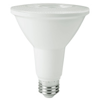 650 Lumens - 2700 Kelvin -  LED - PAR30 Long Neck - 8.5 Watt - 75W Equal - 40 Deg. Flood - CRI 80