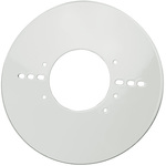 4 in. J-Box Cover Plate - For QWIKLINK Fixtures Image