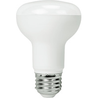 500 Lumens - 3000 Kelvin Halogen White - LED R20 - 7.5 Watt - 50W Equal - Dimmable - 120V