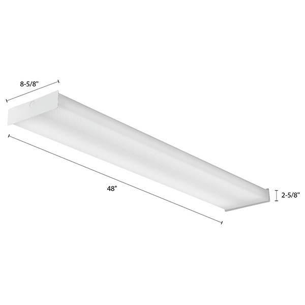 Lithonia SBL4LP835 - LED Wraparound Image