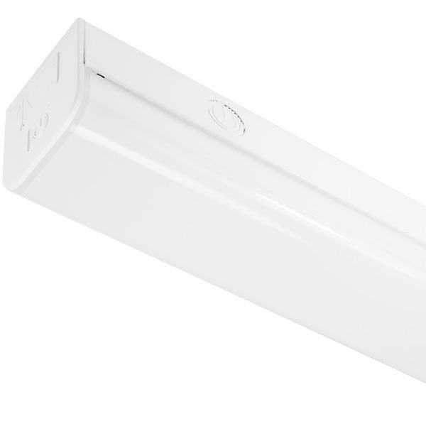 QWIKLINK Series LED Strip Light Fixture with Lens Image
