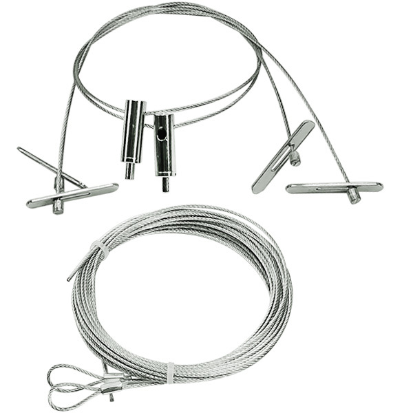 10 ft. Aircraft Cable - For QWIKLINK Fixtures Image