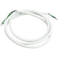 6 ft. Power Cord - For Use with Green Creative QWIKLINK Strip Fixtures - Green Creative 97860