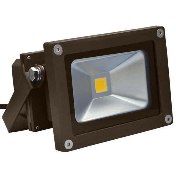 720 Lumens Mini Led Flood Light Fixture Wall Washer 10 Watt Image
