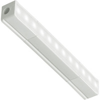 6 in. LED Under Cabinet Light - 2.4 Watt - 165 Lumens Per 6 in. - 2700 Kelvin - CRI 80 - Plug-and-Play - NUVO-63-101