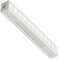 6 in. LED Under Cabinet Light - 2.4 Watt - 165 Lumens Per 6 in. - 3500 Kelvin - CRI 80 - Plug-and-Play - NUVO-63-201