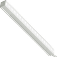 10 in. LED Under Cabinet Light - 4.2 Watt - 275 Lumens Per 10 in. - 3500 Kelvin - CRI 80 - Plug-and-Play - NUVO-63-202
