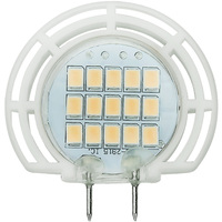 2.2W - G8 Bi-Pin Base LED - Dimmable - 3000 Kelvin - Halogen Color - Replaces 20W Halogen - 120 Volt