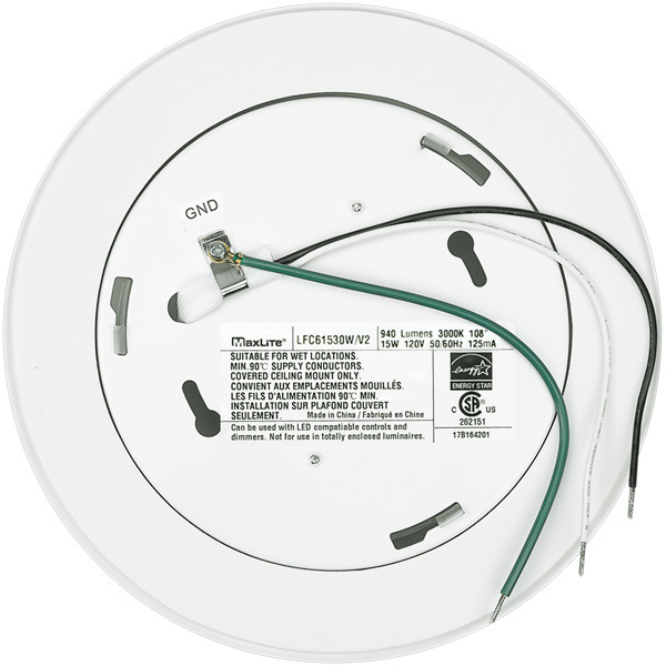 LED Downlight - Surface Mount - 15 Watt - 75 Watt Incandescent Equal - 90 CRI Image