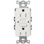 15 Amp Receptacle - GFCI Outlet Image