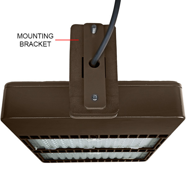 LED - Parking and Flood Fixture - 285 Watt - Replaces 1000 Watt HID Image
