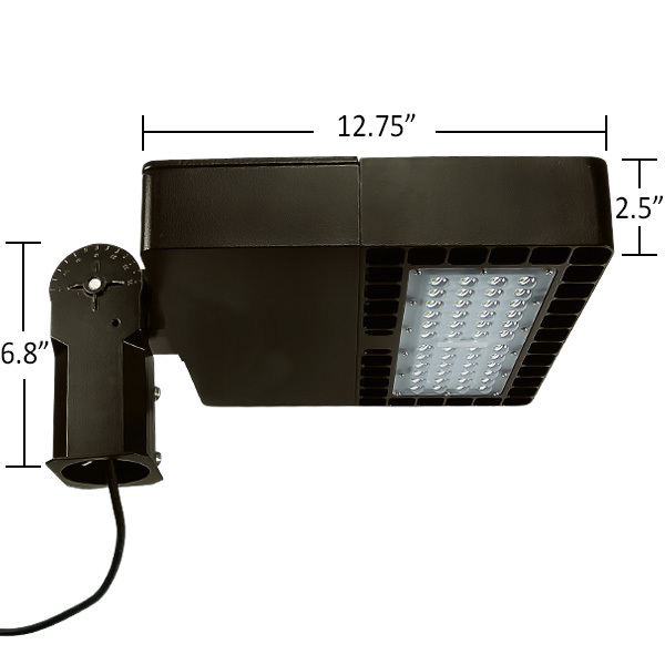 LED Flood Light Fixture - 12,500 Lumens Image