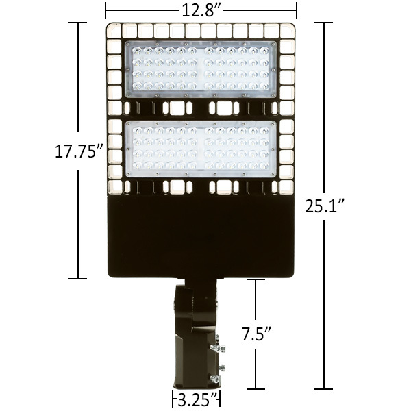 LED Flood Light Fixture - 24,000 Lumens Image