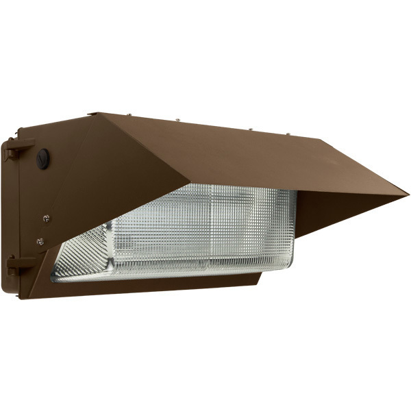 LED Wall Pack - 90 Watt - 8000 Lumens Image