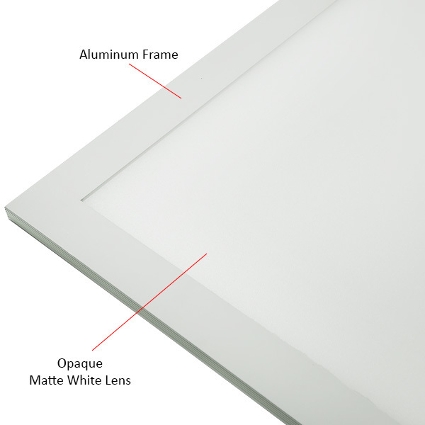 2x4 Ceiling LED Panel Light - 4150 Lumens - 38 Watt Image