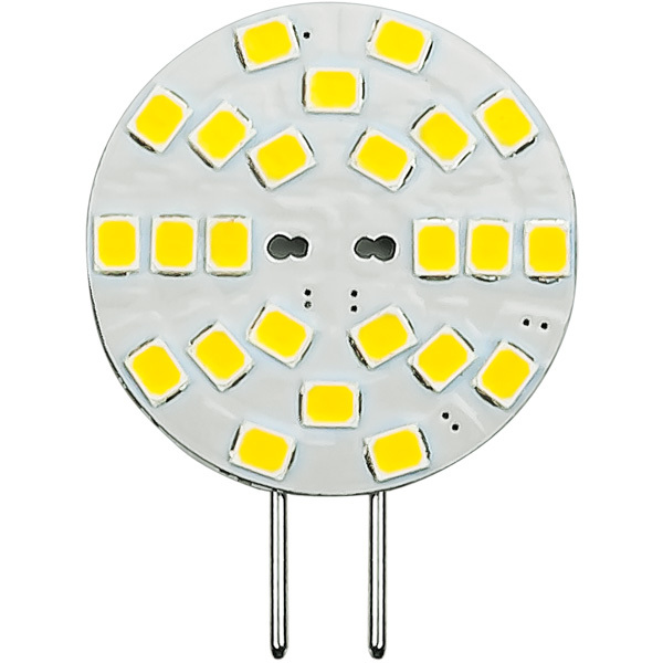 2 Watt - GY6.35 Base LED - T3 Wafer - 230 Lumens Image