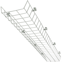 Wire Guard - For 4 ft. TCP LED High Bay Fixture - View Specifications for Compatible Fixtures - TCP PCWGC