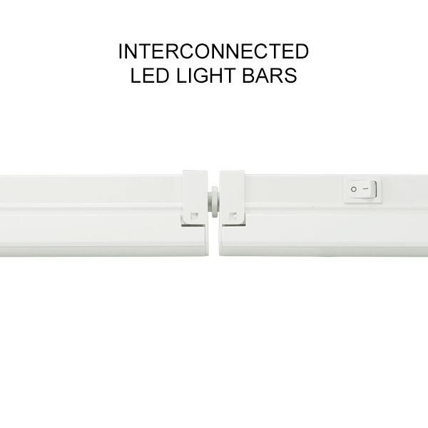 Lithonia MNLK L12 830 M4 -  LED Under Cabinet Light Image